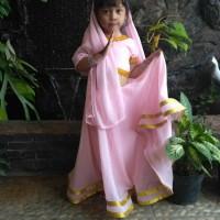 baju india anak murah/baju pesta anak murah size 1-3 th