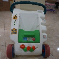 Baby Walker / Push Walker Second - Bekas Bayi Bagus