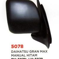 Spion Emgi Daihatsu Gran Max Manual Hitam RH 5078  11789