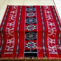 kain tenun ethnic motif kupang ntt
