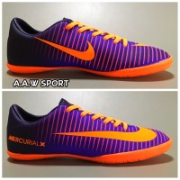 Sepatu Futsal/Bola/Nike/Adidas/Mercurial x/Superfly/Grade Ori