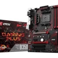 MSI - B350 Gaming Plus
