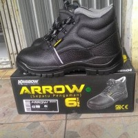 Sepatu Krisbow Safety Shoes Arrow 6