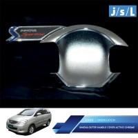 Kijang Innova Outer Handle Cover Activo Chrome/Aksesoris Innova