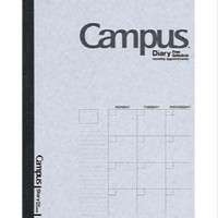 Campus Diary PLANNER KOKUYO Size A6