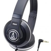 Audio -Technica ATH-S500 Street Monitoring Headphones – BK