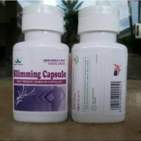 Slimming Capsule Green World/Pelangsing/Obat Diet/Mirip Biolo