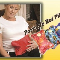 Bantal panas elektrik air portable hot pillow