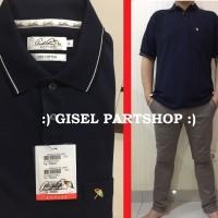 Polo Shirt ARNOLD PALMER Original Dongker bahan Cotton size S-XXL