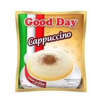 Kopi Good Day Capucino Cappuccino dus