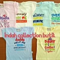 baju kaos bayi hello baby murah berkualitas