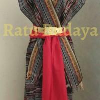 Baju Adat Nusa Tenggara Timur Dewasa (NTT)