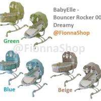 BabyElle Bouncer Rocker 002 Dreamy / Ayunan Bayi