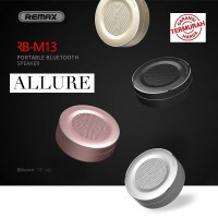 Remax RB M13 Mini Bluetooth Speaker with Micro SD AUX with Microphone