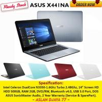 Asus VivoBook Max X441NA Dual Core