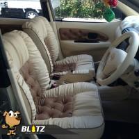 Paket jok mobil paten Mbtech carrera Toyota Kijang Innova