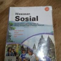 buku wawasan sosial kls 1 smp bse