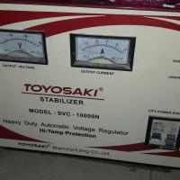 (2nd) Stabilizer Listrik Toyosaki 10000 watt va 10kva 10 kva 1 phase