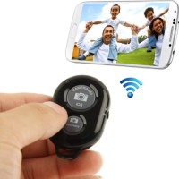 Tomsis Bluetooth 3.0 Remote Tongsis for Smartphone Samsung , Xiaomi