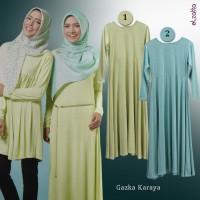ELZATTA Gazka Karaya | Gamis | Baju Terusan | Busana Muslim