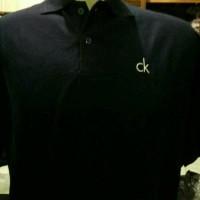 Polo shirt/kaos kerah pria BIG SIZE XXXL-XXXXL CALVIN KLEIN