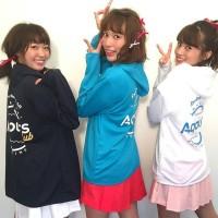 Jaket Zipper Aqours Club, Love Live Sunshine, Hobiku Anime