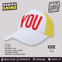 [YOU1] TOPI You Watanabe Love Live Sunshine, Aqours ~ Hobiku Anime