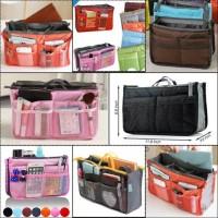 Korean Dual in Bag / Tas Organiser Multifungsi / Daleman Tas