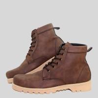 Sepatu Boot Pria Adabos Crypton Safety/ Sepatu Boots/ Kickers/ Nike