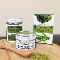 Bubuk Green Tea - Pure Green Tea Powder - 100 % Japan Organic Matcha