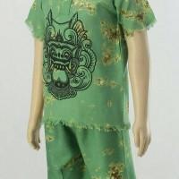 Setelan Baju Barong Bali Anak ( Size L & XL )