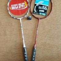 raket badminton original APACS RV-SERIES