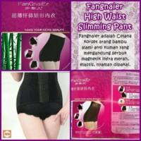 Natural Bamboo Fangnaier Slimming Pants Celana Dalam Korset
