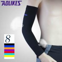 Elbow Support 1Pcs Deker Lengan Siku Panjang Elbow Protector Aolikes