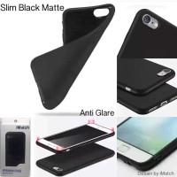 Softshell Tpu Slim Black Matte Samsung S7
