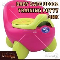 Baby Safe UF002 Training Potty Pink Toilet Latihan Anak Blaita
