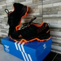 Sepatu Pria Adidas AX2 Black Orange Harga Grosir