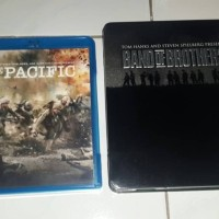 Band of Brothers (steelbook) - The Pacific Bluray (Original)
