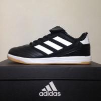NEW Sepatu Futsal Adidas Copa Tango 17.2 TR Black White BA8531 Origina