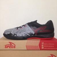 NEW Sepatu Futsal Specs Metasala Combat Cool Grey Black 400599 Origina