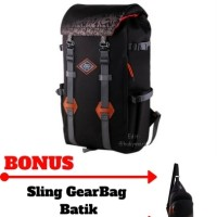 Ransel Laptop - Tas Korea - Backpack Kamping - Daypack Eiger - Bag New