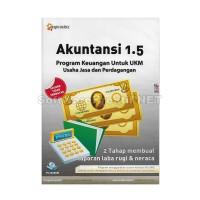 Software Akuntansi 1.5 - Program Keuangan Untuk UKM