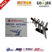 ANTENA PF-HD14 ANTENA DIGITAL  / ANTEN TV / PFHD14