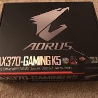 GIGABYTE GA-AX370-Gaming K5 DDR4 Socket AM4