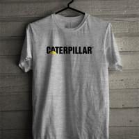 Baju Kaos T-Shirt Caterpillar