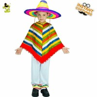 baju adat / tradisional / khas mexico meksiko anak laki laki