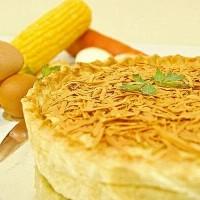 Middie - Savory Chicken Pie (diameter 12cm) mo