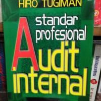 Standar Profesional Audit Internal by Hiro Tugiman