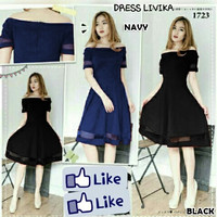 Dress Pesta Dress Clubbing II Tryan Maroon Murah Baju Wanita Grosir