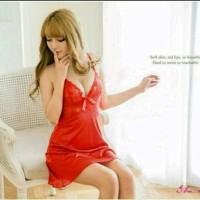 Lingerie Sexsy Dress Transparan Babydolls Baju Tidur Wanita Sexsi